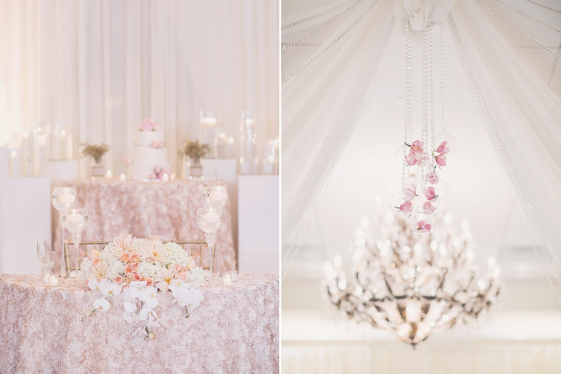 Lifetime Weddings & Events - crystal flowers